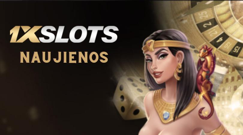 1xslots casino kazino naujienos