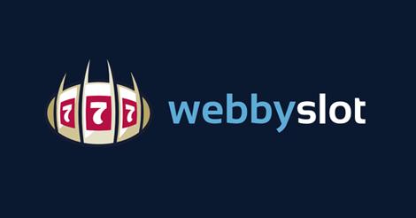 webbyslot online casino logo