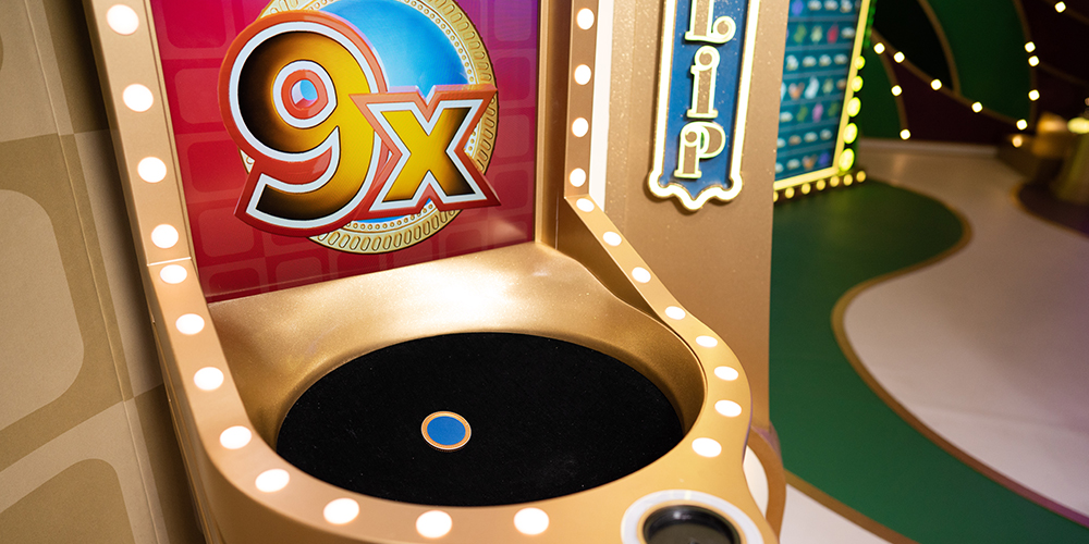 crazy time coin flip raundas round mėlyna moneta 9x
