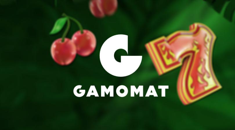 gamomat slots games lošimo automatai laimingas 7 dvi vyšnios