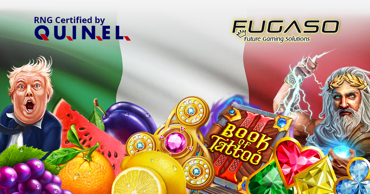 fugaso future gaming solutions italy