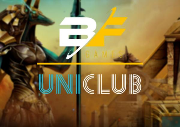 uniclub kazino bf games