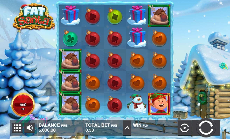 fat santa push gaming 1xslots kazino