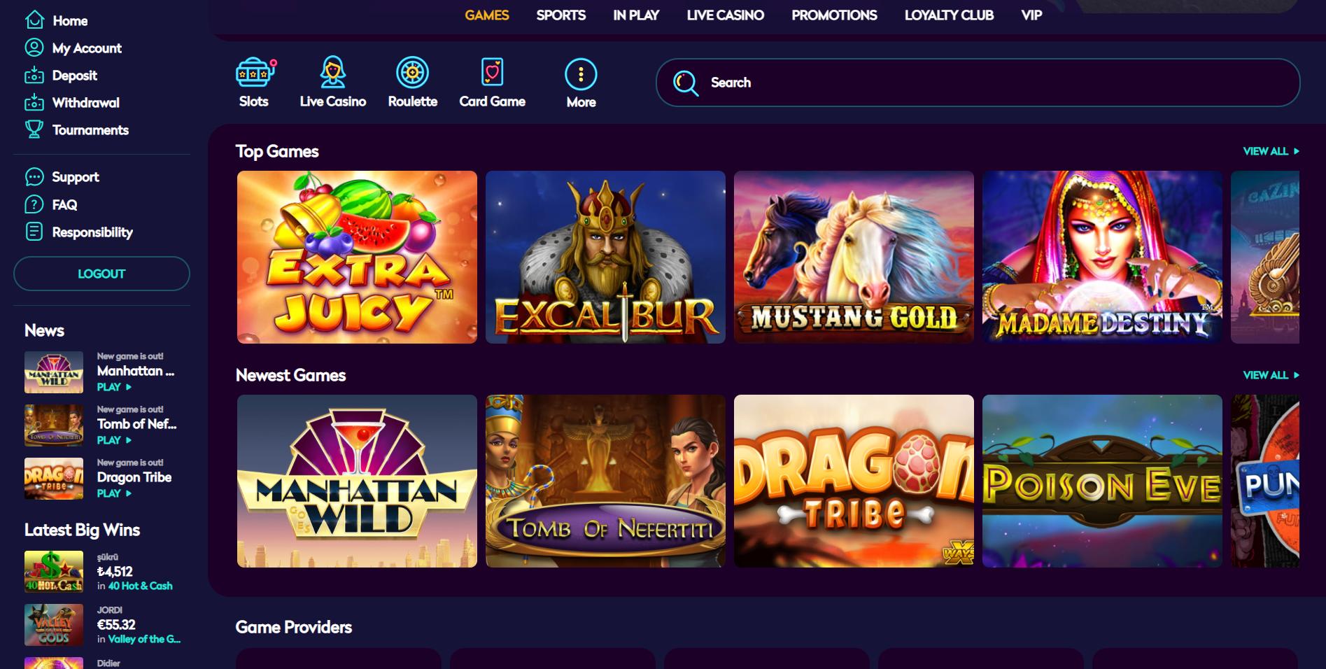 casino360 kazino žaidimai lošimo automatai extra juicy mustang gold madame destiny dragon tribe