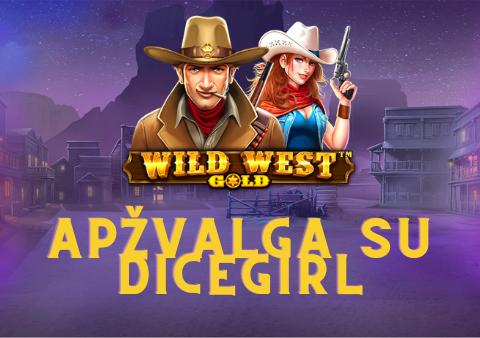 wild west gold lošimo automatas slot apžvalga