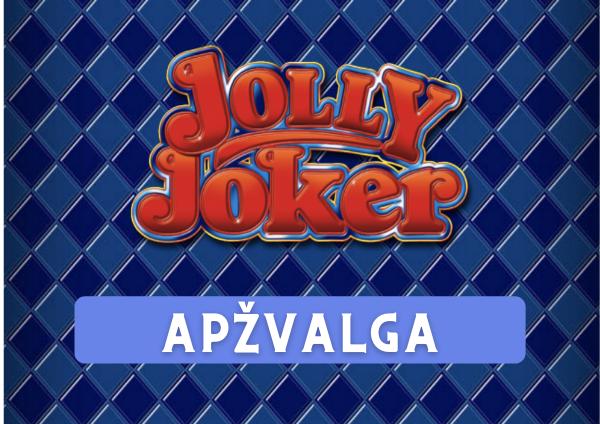 jolly joker apžvalga