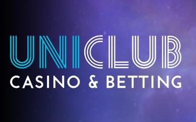 uniclub casino betting logo