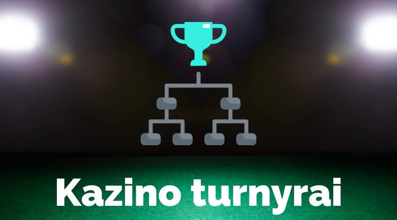 kazino turnyrai laimėtojo taurė